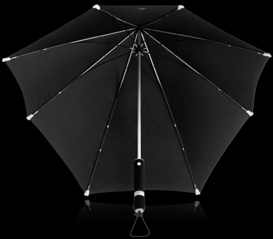 chemical repellent umbrella