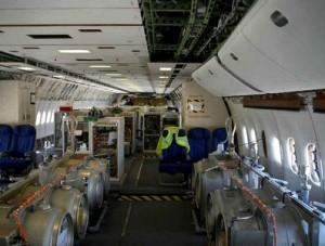 z9 Tanker chemtrails plane