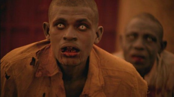 Ebola morgellons zombie
