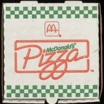McDonald's annuncia l'arrivo della McPizza in Italia