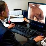 """Snowden: """"Il governo USA spia le foto del tuo pene"""""""