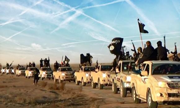 ISIS nemica delle scie chimiche