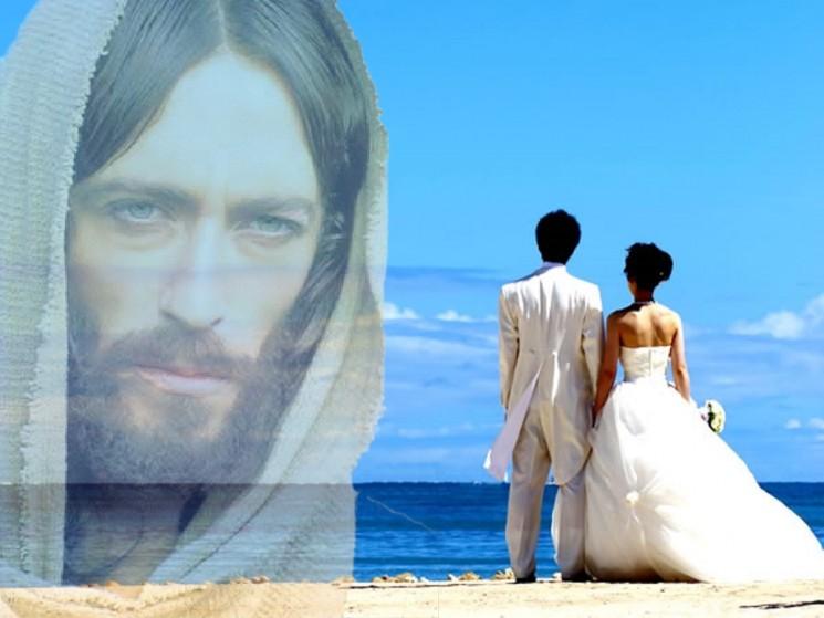 sposi cielo gesu