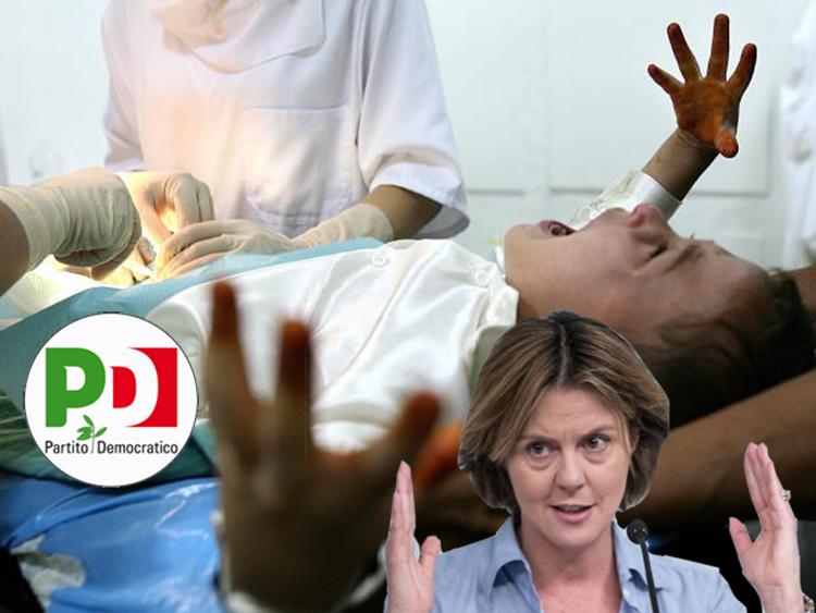 Circoncisione obbligatoria a partire dal 2020, il governo è impazzito