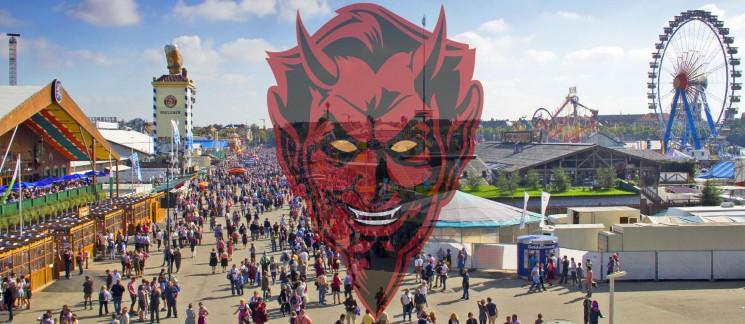 Oktoberfest, un'evocazione satanica di massa