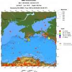 Scossa di terremoto in Crimea