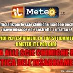 IlMeteo.it e le minacce a chi denuncia la geoingegneria