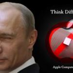 Putin bandisce Apple e i suoi chip sottocutanei