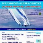 Conferenza contro le scie chimiche, evento di importanza mondiale