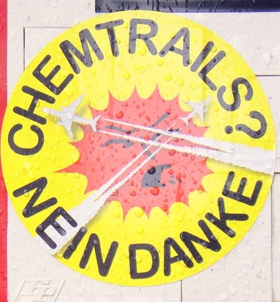 keine chemtrails