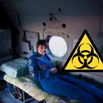 Il misterioso rientro di Samantha Cristoforetti e la sindrome aerotossica