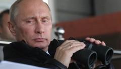 Putin vieta lo spazio aereo russo a velivolo armato di scie chimiche