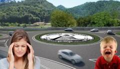 Ciò che nessuno ti dirà mai sulle rotonde stradali
