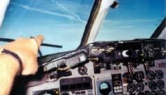 Pilota esce dal coma dopo 30 anni e non riconosce le scie degli aerei