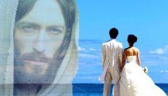 Matrimonio cristiano celebrato senza scie chimiche